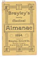 Brayley's family medical almanac 1894