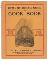 Brown's New Brunswick almanac and cookbook 1906