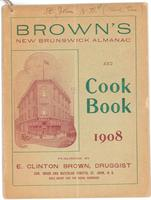 Brown's New Brunswick almanac and cookbook 1908