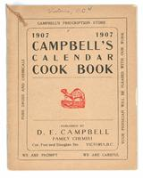Campbell's calendar cook book