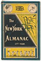 The New York almanac 1889