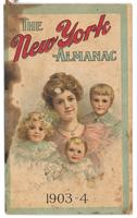 The New York almanac 1903