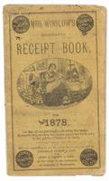 Mrs. Winslow's domestic receipt book 1878