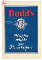 Dodd's helpful hints for housekeepers 1935?