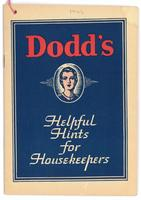 Dodd's helpful hints for housekeepers 1943