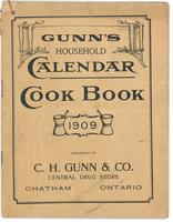 Gunn's household calendar cook book