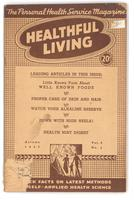 Healthful living v.6, no.1
