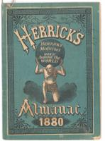 National calendar, or Herrick's almanac 1880