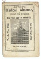 Dr. Jayne's medical almanac and guide to health 1860