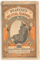 Dr. Jayne's medical almanac and guide to health 1882