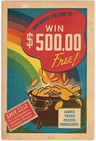 How would you like to win $500 free? 1938