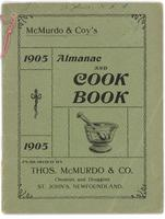 McMurdo & Coy's almanac and cookbook