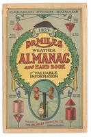 Dr. Miles weather almanac and hand book of valuable information 1927