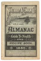 Northrop & Lyman Co.'s family almanac and guide to health 1885