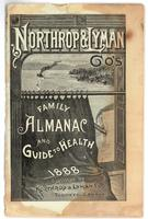 Northrop & Lyman Co.'s family almanac and guide to health 1888