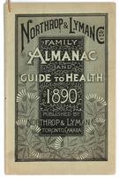 Northrop & Lyman Co.'s family almanac and guide to health 1890