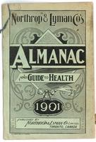 Northrop & Lyman Co.'s family almanac and guide to health 1901