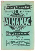 Northrop & Lyman Co.'s family almanac and guide to health 1907