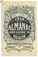 Northrop & Lyman Co.'s family almanac and guide to health 1910