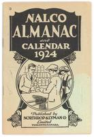 Northrop & Lyman Co.'s family almanac and guide to health 1924