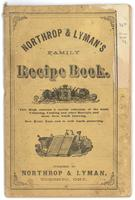 Northrop & Lyman Co.'s family recipe book 1800