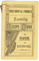 Northrop & Lyman Co.'s family recipe book 1875
