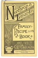 Northrop & Lyman Co.'s family recipe book 1885