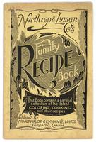 Northrop & Lyman Co.'s family recipe book 1896