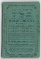 Oliver's local book of dates, and illustrated Oxford almanac