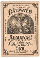 Radway's almanac and guide to health 1878