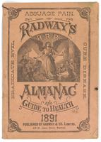 Radway's almanac and guide to health 1891