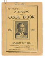 Tuthill's almanac and cookbook