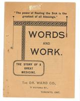 Words and work
