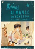 Watkins almanac and home book of useful information 1940
