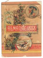 Mother Seigel's almanac 1888