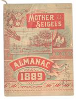 Mother Seigel's almanac 1889