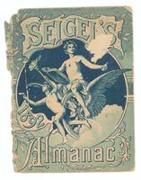 Mother Seigel's almanac 1892