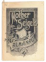 Mother Seigel's almanac 1898