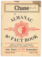 Dr. A.W. Chase's almanac & fact book. Canadian edition. 1969