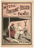 The mystic fortune-teller and palmist