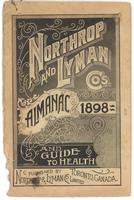 Northrop & Lyman Co.'s family almanac and guide to health 1898